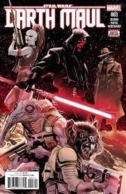 2017 Star Wars: Darth Maul 2nd print variant