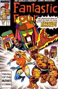 Fantastic Four (1961 series) #309, NM- (Stock photo)