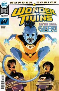 Wonder Twins #3 Main Cvr (DC, 2019) NM