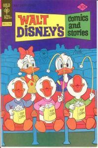 WALT DISNEYS COMICS & STORIES 437 VF-NM  Feb. 1977 COMICS BOOK