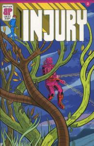 Injury Comics #2 VF/NM; Buenaventura Press | save on shipping - details inside