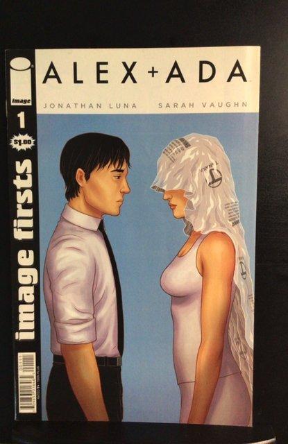 Image Firsts: Alex + Ada #1 (2014)