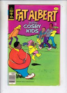 Fat Albert and the Cosby Kids #28 (Dec-78) FN/VF Mid-High-Grade Fat Albert, R...