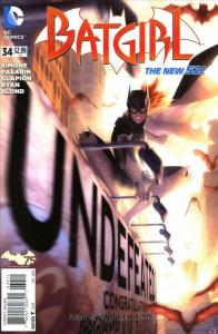 Batgirl (4th Series) #34 VF/NM; DC | save on shipping - details inside