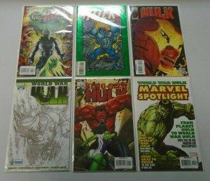 Hulk Specials comic lot 18 different avg 8.0 VF