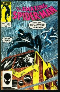 AMAZING SPIDER-MAN #254-1984-MARVEL VF