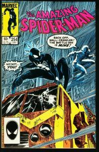 AMAZING SPIDER-MAN #254-1984-MARVEL VF