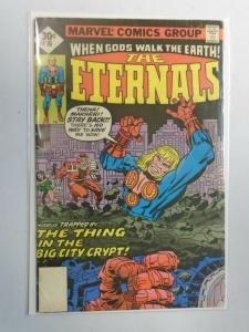 The Eternals #16 (1977) 4.0 VG