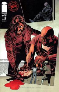 Walking Dead, The (Image) #115D VF/NM; Image | save on shipping - details inside