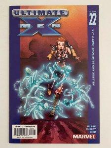 Ultimate X-Men #22 Hellfire & Brimstone Part 2 (2001 Marvel Comics) NM
