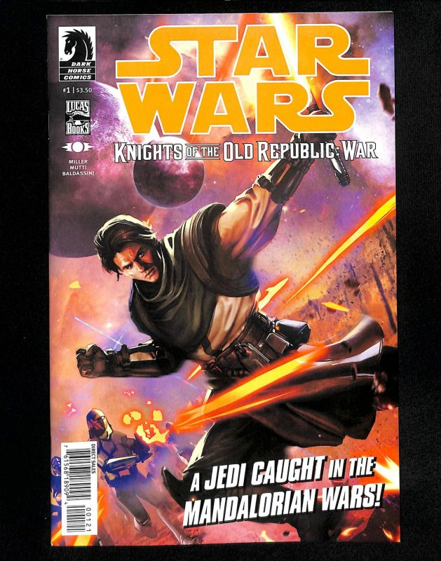 Star Wars Omnibus: Knights of the Old Republic #3 (2014)
