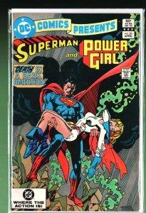 DC Comics Presents #56 (1983)