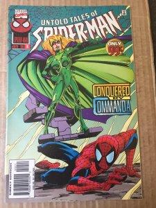 Untold Tales of Spider-Man #10 (1996)