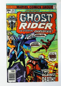 Ghost Rider (1973 series) #20, NM- (Actual scan)