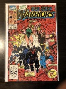 The New Warriors #1 VF Marvel Comics