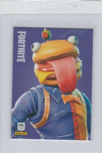 Fortnite Beef Boss 203 Epic Outfit Panini 2019 trading card series 1