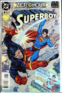 Superboy #8 (1994)