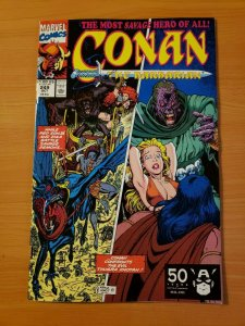 Conan The Barbarian #249 Direct Market Edition ~ NEAR MINT NM ~ 1991 Marvel