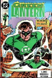 Green Lantern (1990 series) #1, NM- (Stock photo)