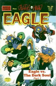 Eagle (Crystal) #20 FN; Crystal | save on shipping - details inside