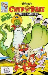 Chip 'n' Dale Rescue Rangers (Disney's ) #9 VF; Disney   save on shipping - deta