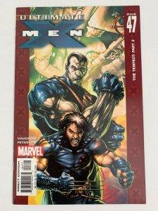 Ultimate X-Men #47 The Tempest Part 2 (2001 Marvel Comics) NM