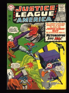 Justice League Of America #42 VF- 7.5