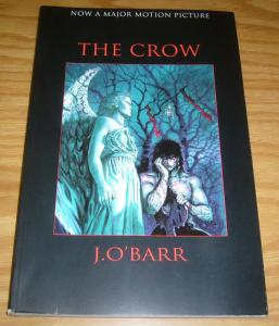 the Crow TPB VF- j. o'barr - kitchen sink comix - 3rd printing 1994