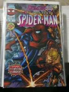 SPIDER-MAN # 75 1996 MARVEL REVALATIONS PT 4  BEN RILEY CLONE GREEN GOBLIN