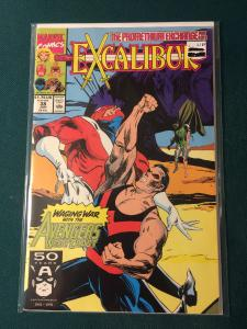 Excalibur #38 The Promethium Exchange part 2 of 3