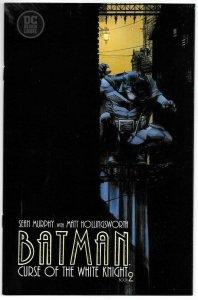 Batman Curse Of The White Knight #2 Variant Cvr (DC, 2019) NM