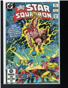 All-Star Squadron #18 (DC, 1983) NM