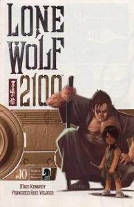 Lone Wolf 2100 #10, NM + (Stock photo)