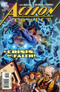 Action Comics #849 VF/NM; DC | save on shipping - details inside