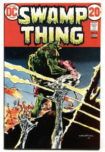 SWAMP THING #3 1st Patchwork Man-comic book DC NM-