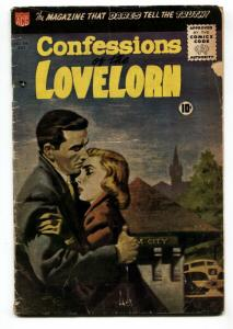 Confessions of the Lovelorn #106-Grey Tone cover-ACG Romance
