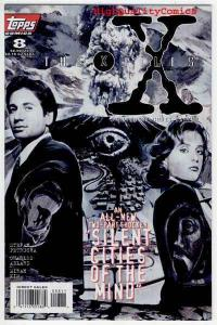 X-FILES #8, NM, Dana Scully, 1st,  Fox Mulder, Carter, 1995, more XF in store