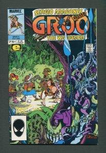 Groo The Wanderer #5  / 9.2 NM-  /  July 1985