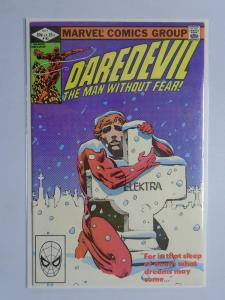 Daredevil (1st Series) #182, Newsstand Edition 6.0 (1982) She's Alive