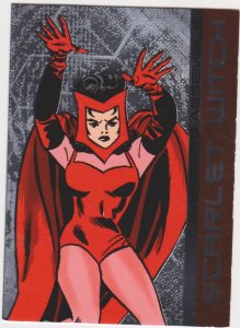 2015 Avengers Silver Age: Avengers Assemible #AA10 Scarlet Witch