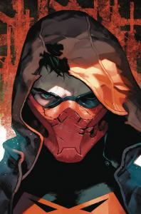 RED HOOD AND THE OUTLAWS (2016 DC) #36 VARIANT CARD STOCK ED YOTD PRESALE-07/10