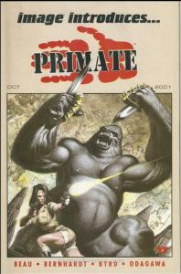 Image Introduces…Primate #1A VF/NM; Image | save on shipping - details inside