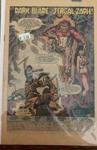 Conan the Barbarian #1 1983