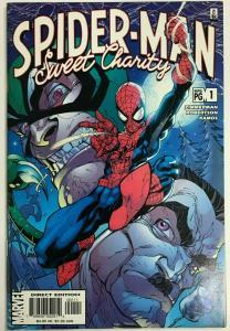 SPIDER-MAN SWEET CHARITY#1 VF 2002 J. SCOTT CAMPBELL COVER MARVEL COMICS