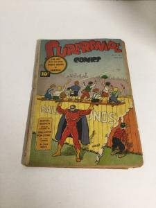Supersnipe Comics Vol 2 No 4 Gd/Vg Good/Very Good 3.0 1944