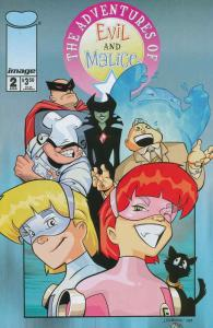 Adventures of Evil & Malice, The #2 FN; Image | save on shipping - details insid