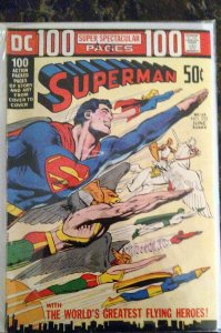 Superman #252 (June 1972, DC) VF+