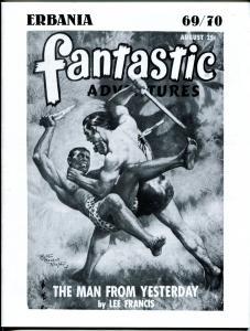 Erbania #69/70 1994 -Edgar Rice Burroughs-Tarzan-W.H.Horton-info-pix- VG