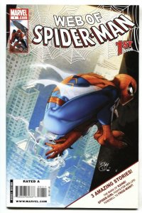 Web Of Spider-Man #1-2009-First issue-Comic Book