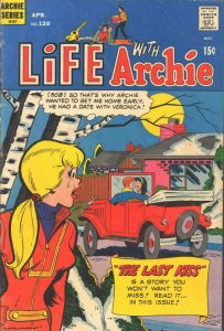 Life with Archie #120 VG; Archie | low grade comic - save on shipping - details